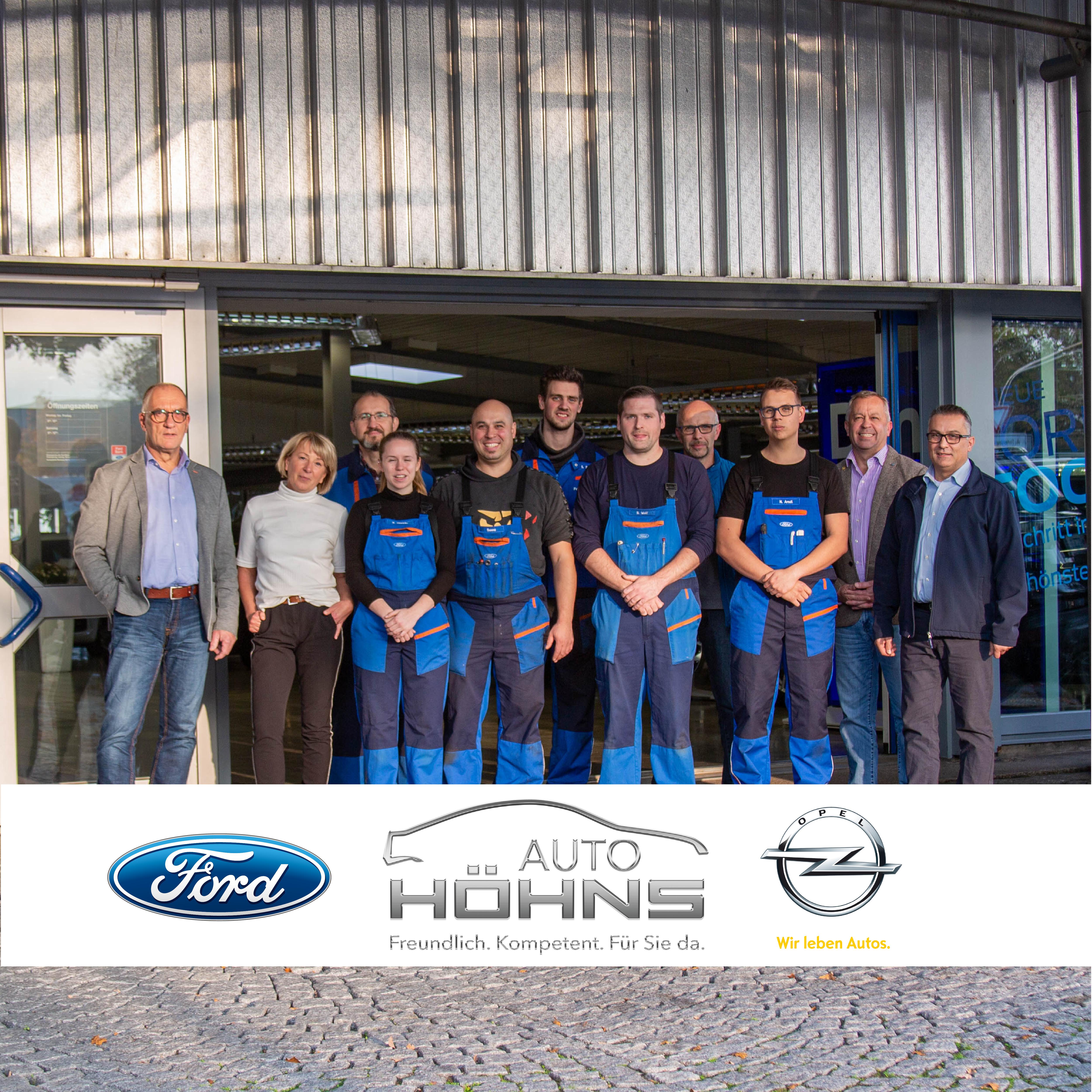 Auto-Höhns GmbH & Co. KG