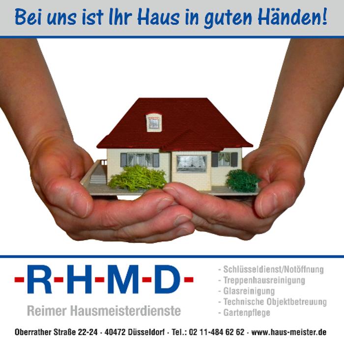 Bild zu Reimer-Hausmeisterdienste in Düsseldorf