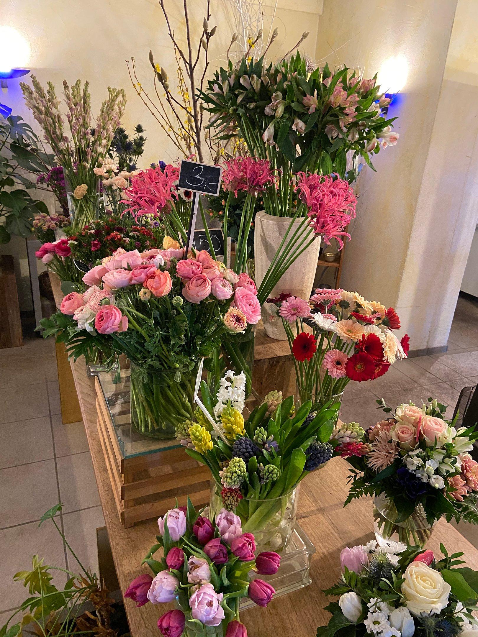 Blumen Müller