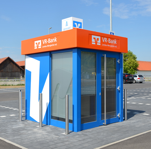 VR-Bank Landau-Mengkofen eG - SB-Stelle Unterhollerau