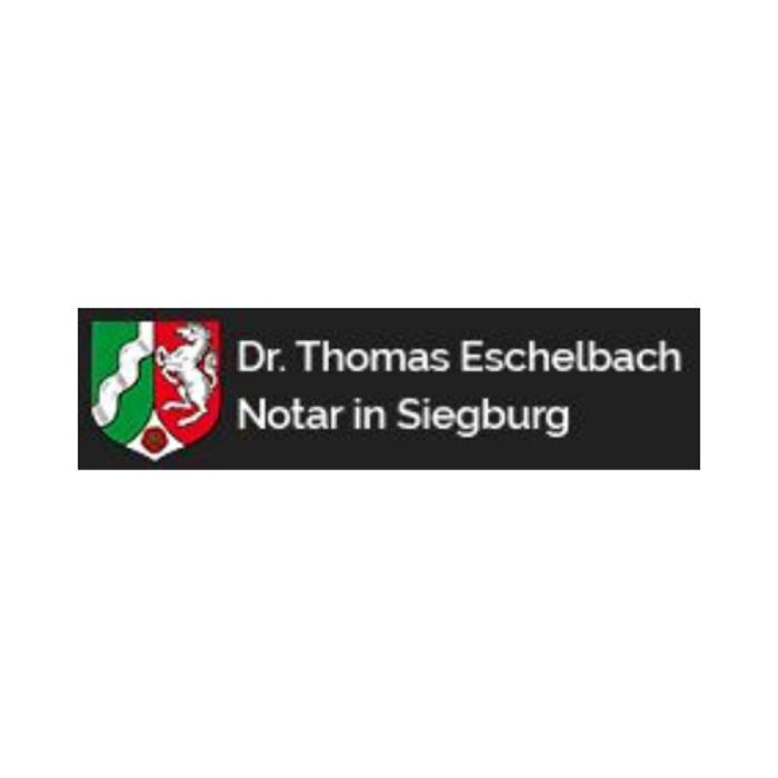 Bild zu Notar Dr. Thomas Eschelbach in Siegburg