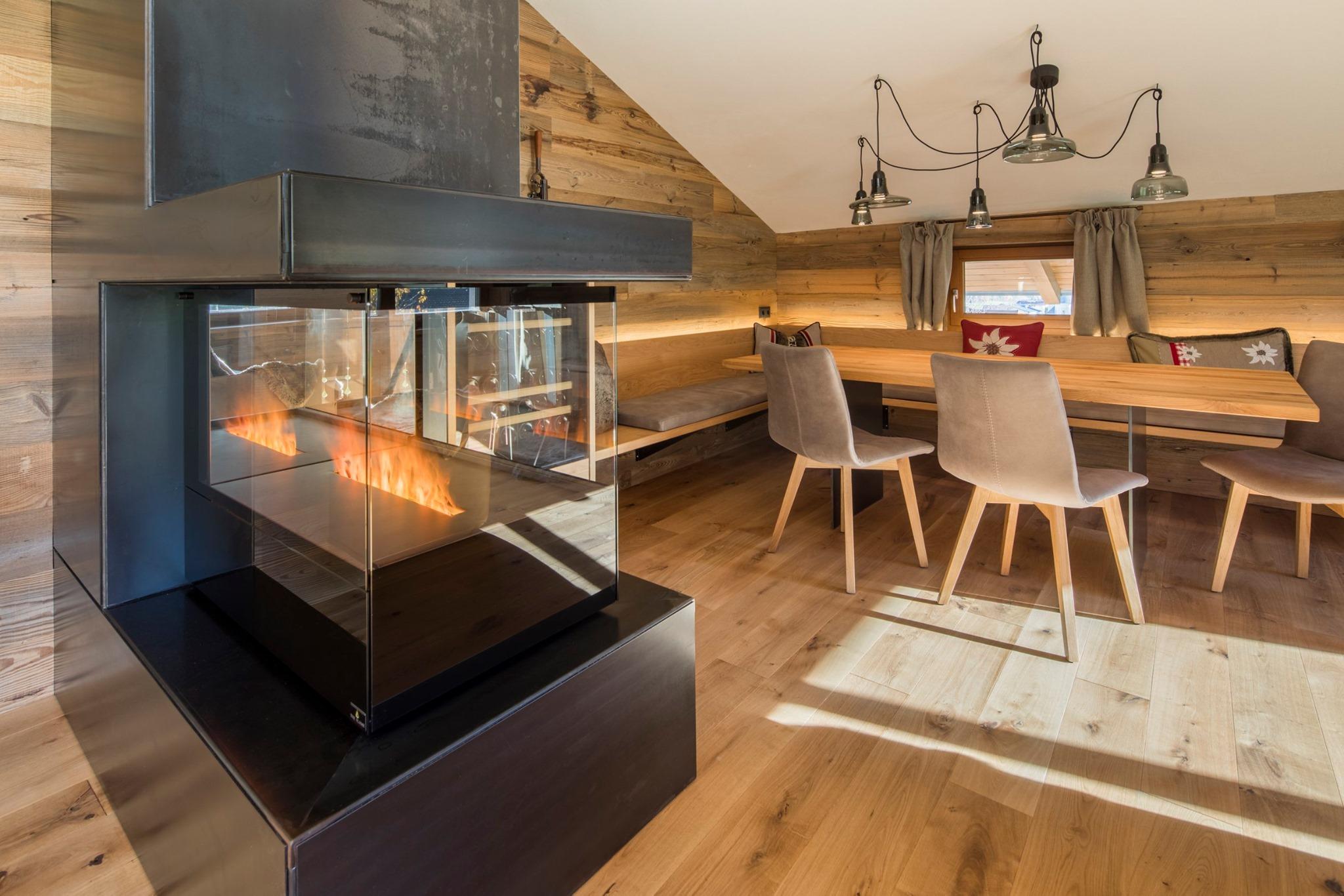Haus Sonnblick Penthouse - Chalet