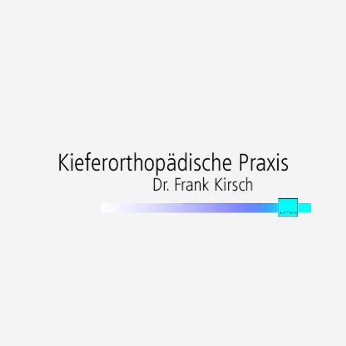 Bild zu Kieferorthopädische Praxis Dr. med. dent. Frank Kirsch in Bergheim an der Erft