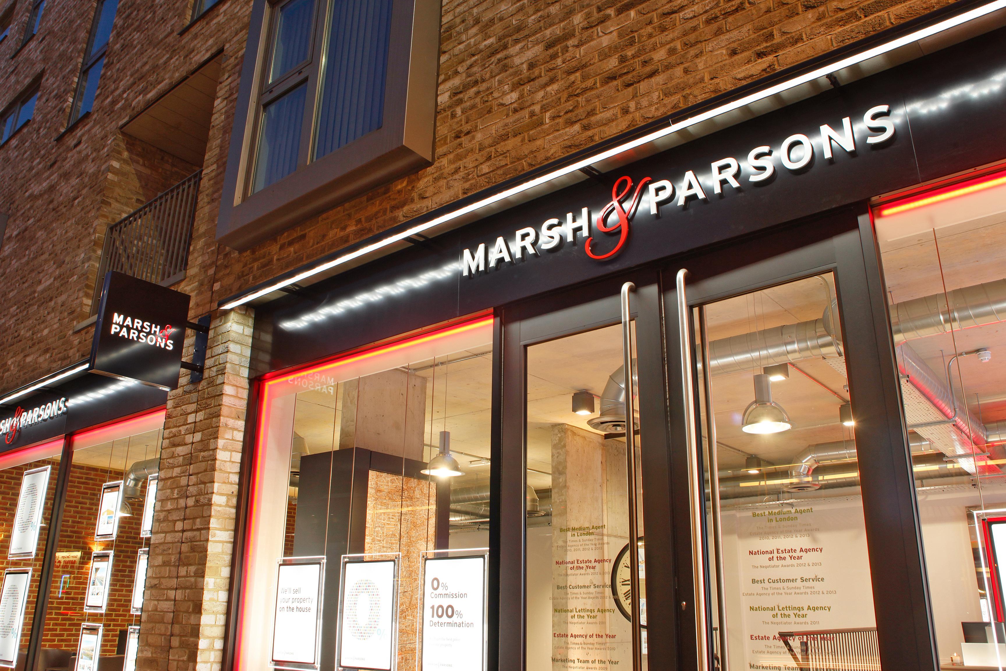 Marsh & Parsons Shoreditch Estate Agents