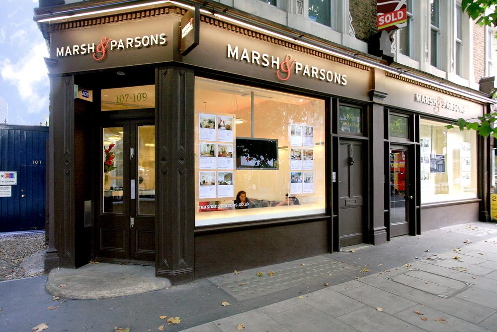 Marsh & Parsons Brook Green Estate Agents