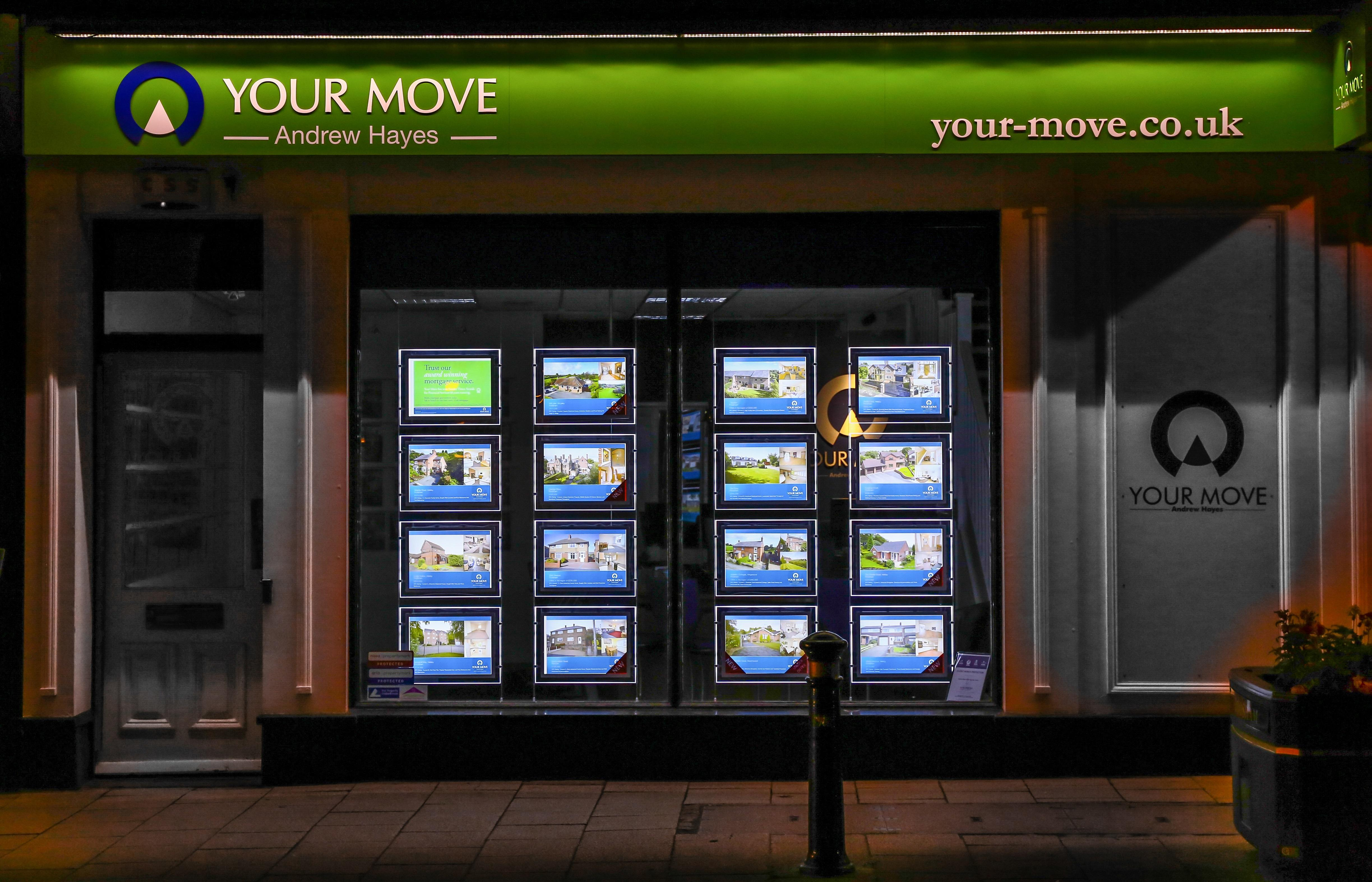 Your Move Estate Agents Andrew Hayes Frodsham - Frodsham, Cheshire WA6 7DW - 01928 739777 | ShowMeLocal.com