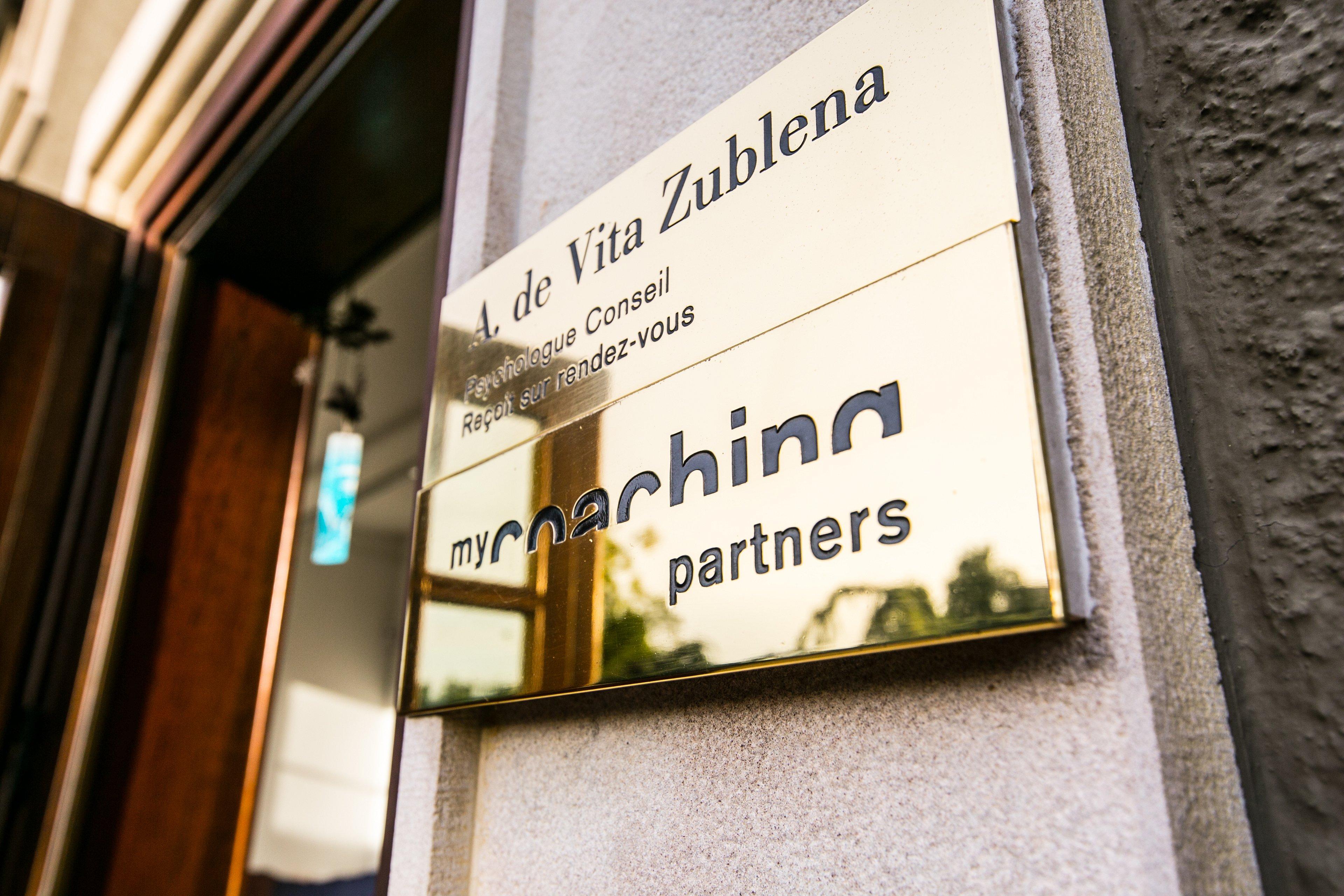 my coaching partners SA - Alessandro de Vita Zublena