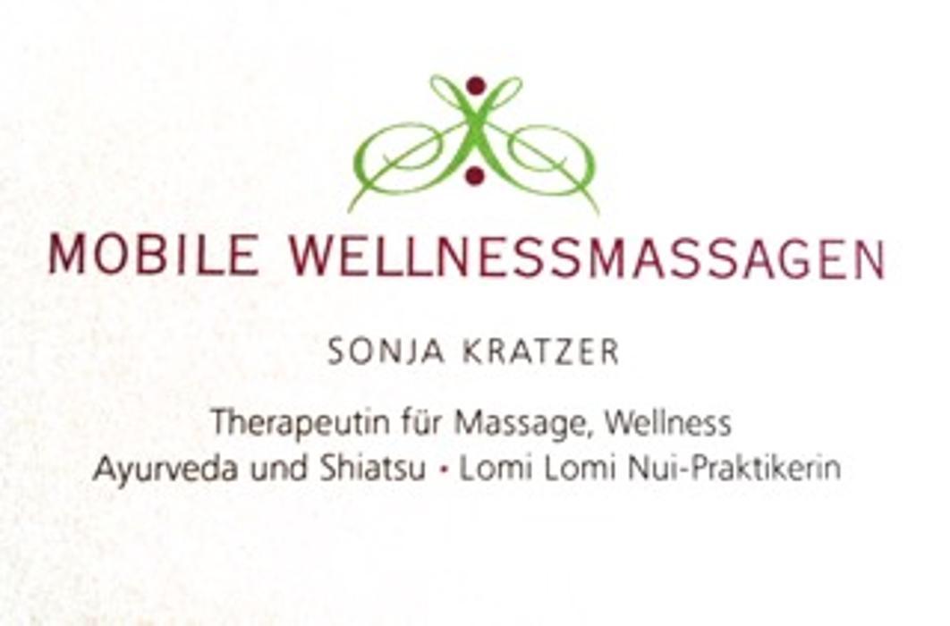 Bild zu Mobile Wellnessmassagen Sonja Kratzer in Dachau
