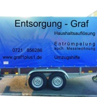 Entsorgung-Graf Haushaltsauflösung & Entrüpelung