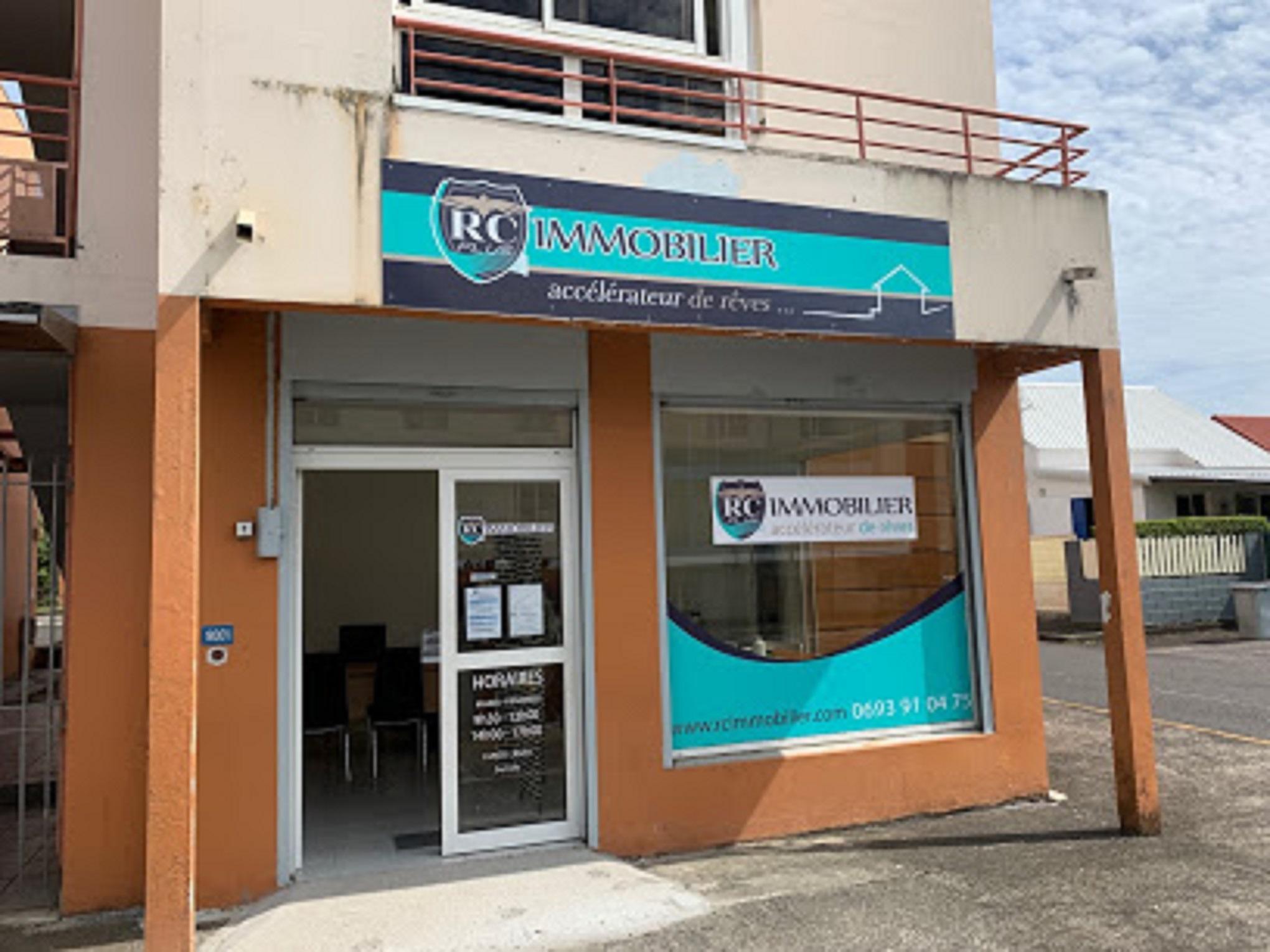 RC PLUS IMMOBILIER agence immobilière Bras Panon