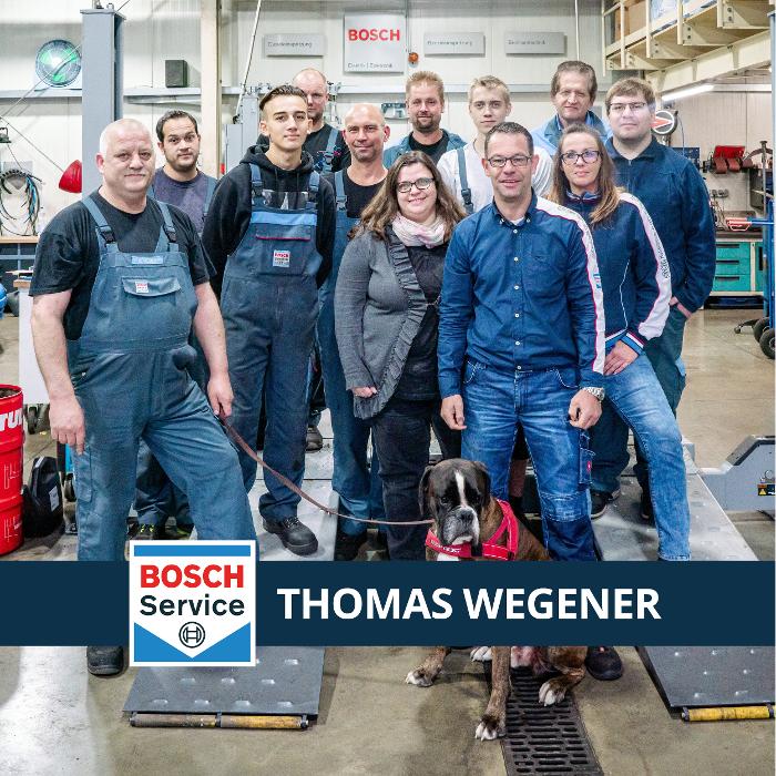 Bild zu Thomas Wegener Bosch Service in Bochum