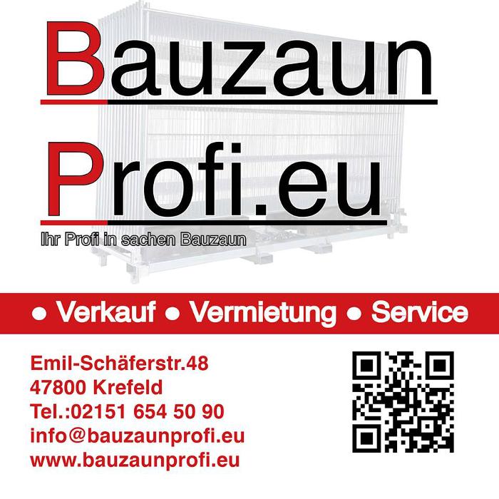 Bild zu BauzaunProfi in Krefeld