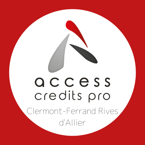 ACCESS CREDITS PRO CLERMONT-FERRAND RIVES D'ALLIER