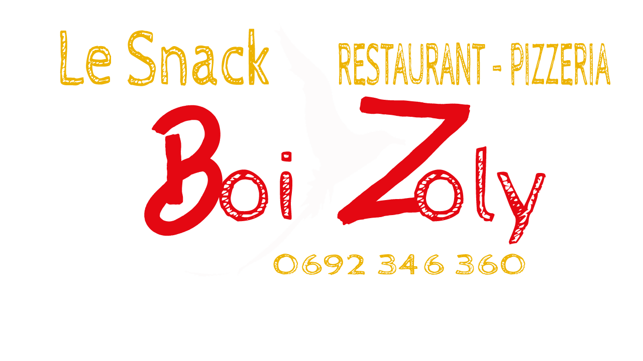 SNACK Le Boi Zoly Restaurant Le Tampon