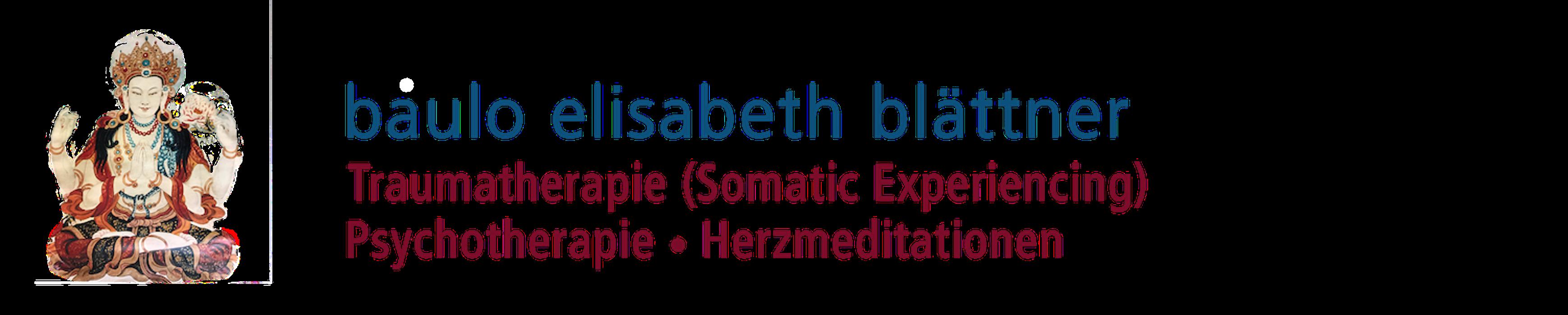 Bild zu Traumatherapie in München - Elisabeth Baulo Blättner in München