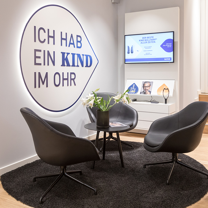 KIND Hörzentralen Winterthur