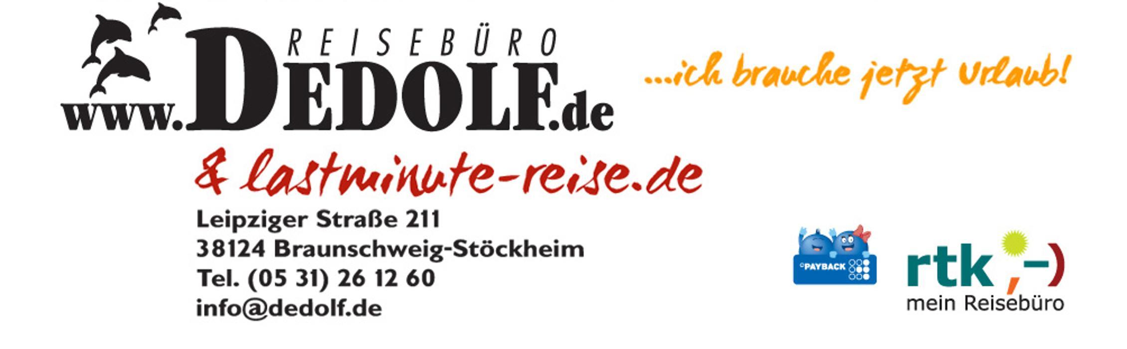 Bild zu Reisebüro Dedolf in Braunschweig