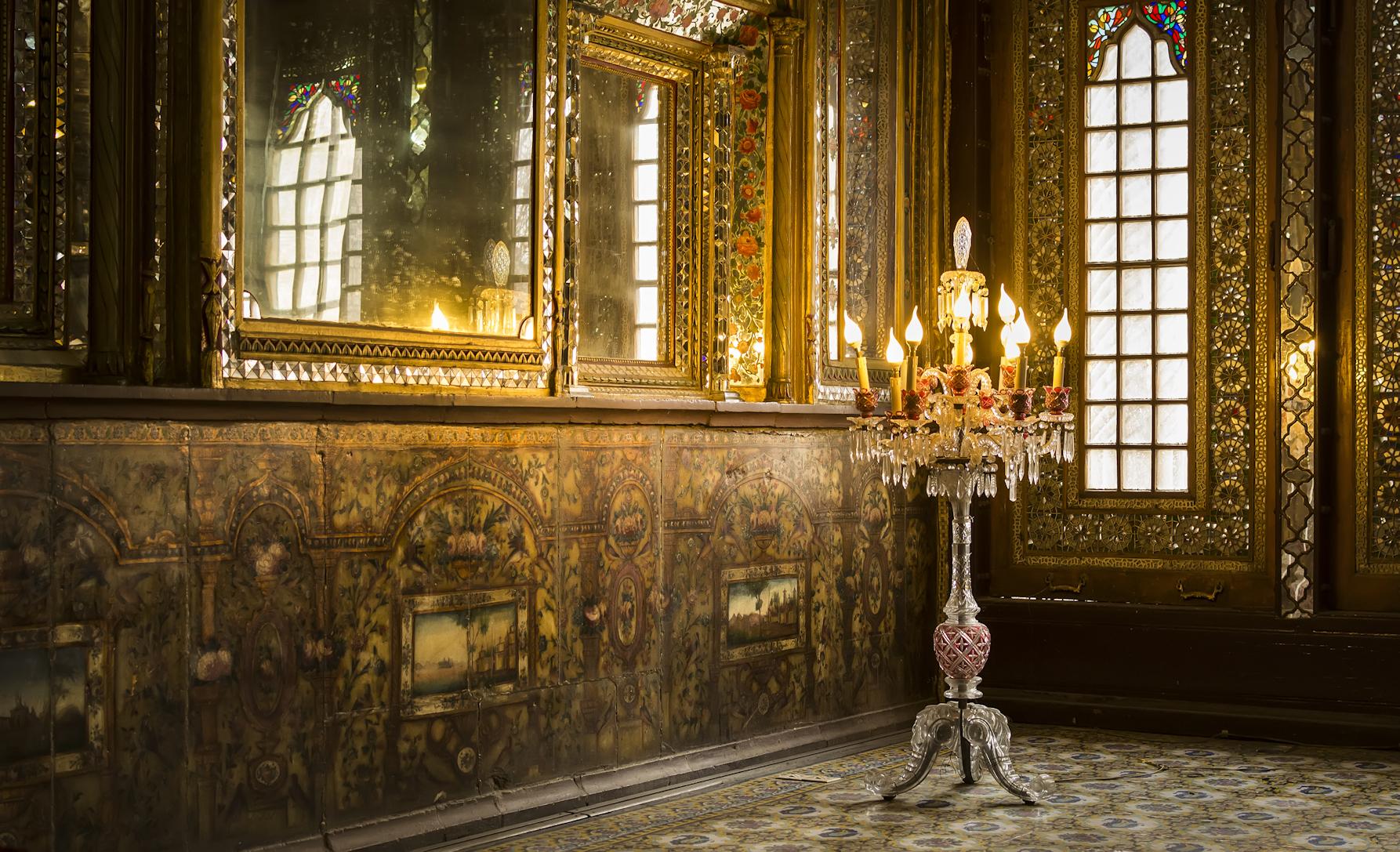 G & P Cohn Antique Chandeliers, Candelabra, Wall Lights
