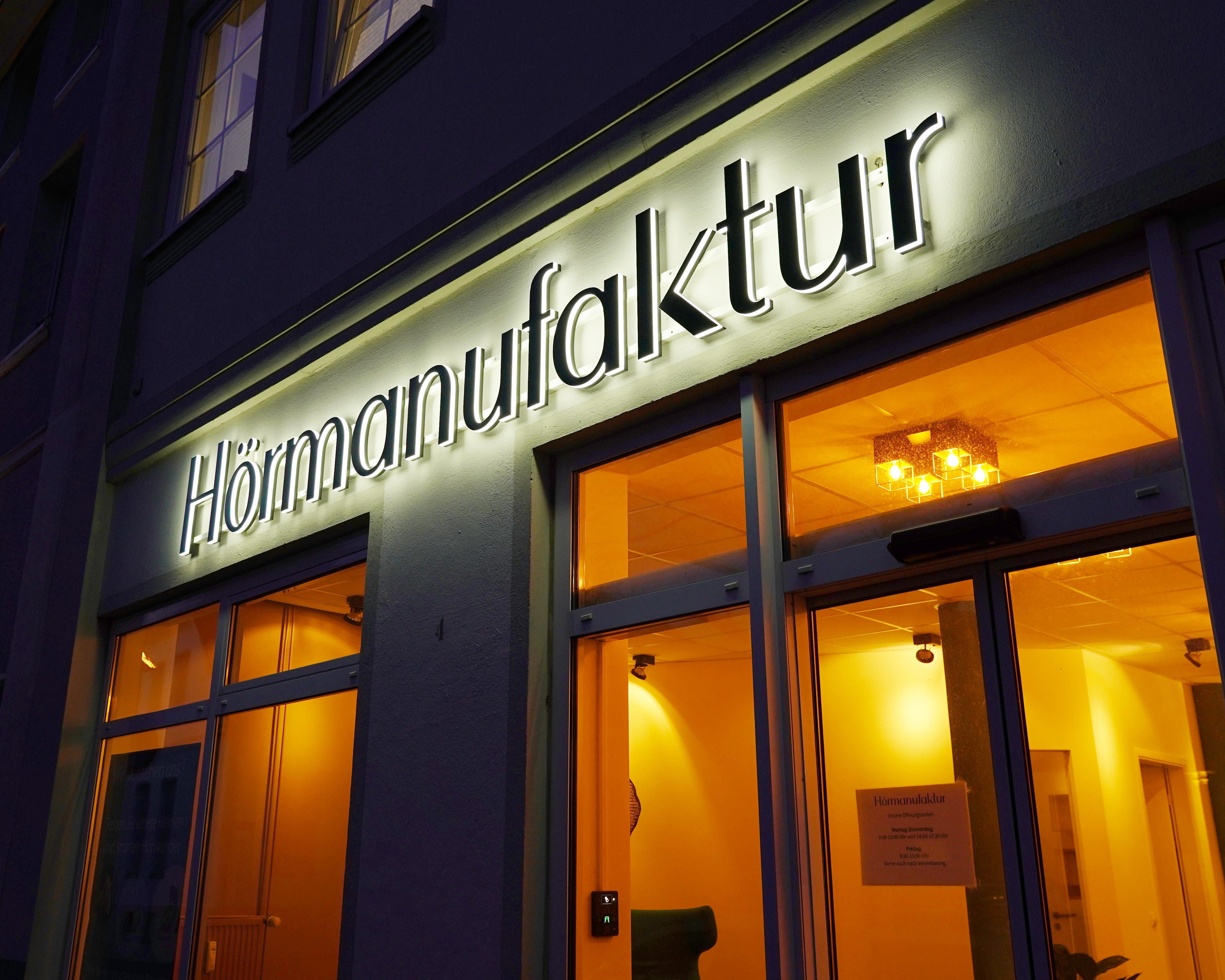 Hörmanufaktur Hörgeräte Neustadt in Holstein
