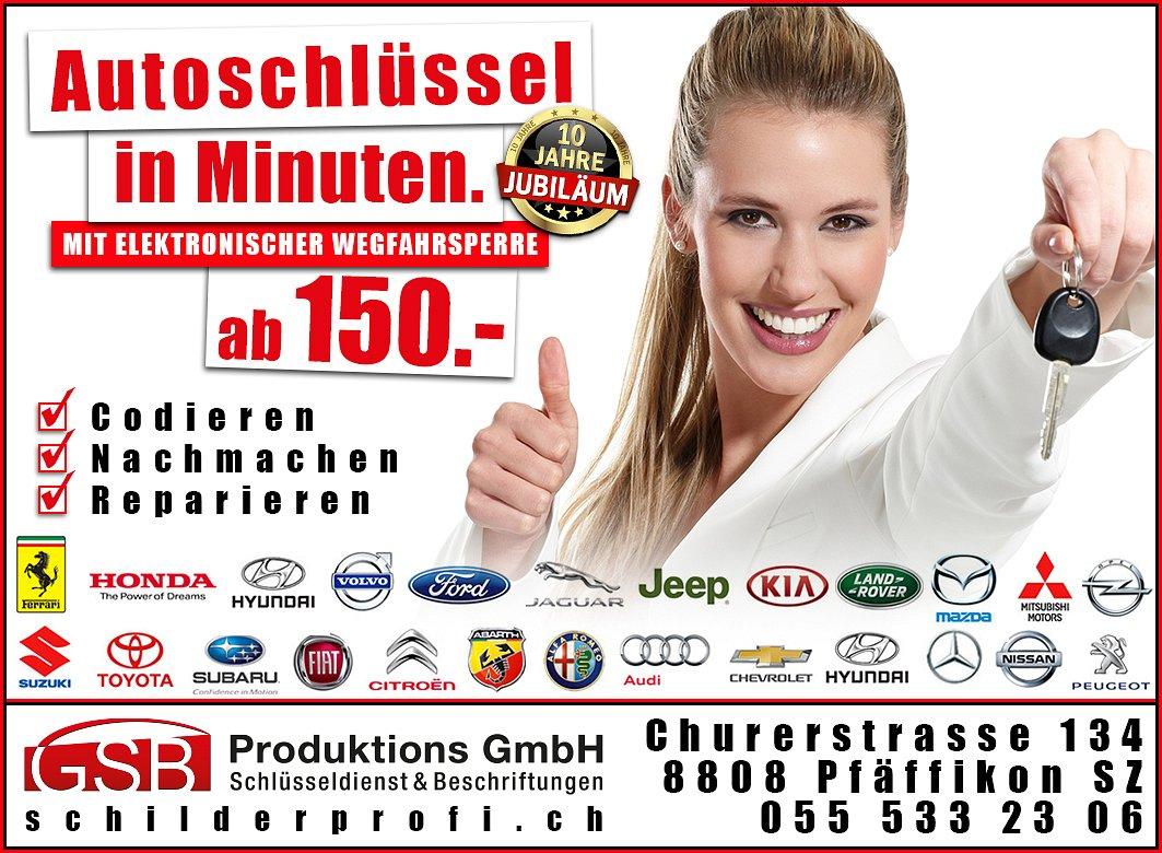 GSB Produktions GmbH