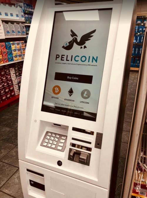 Pelicoin Bitcoin ATM - New Orleans, LA 70116 - (855)735-4264 | ShowMeLocal.com