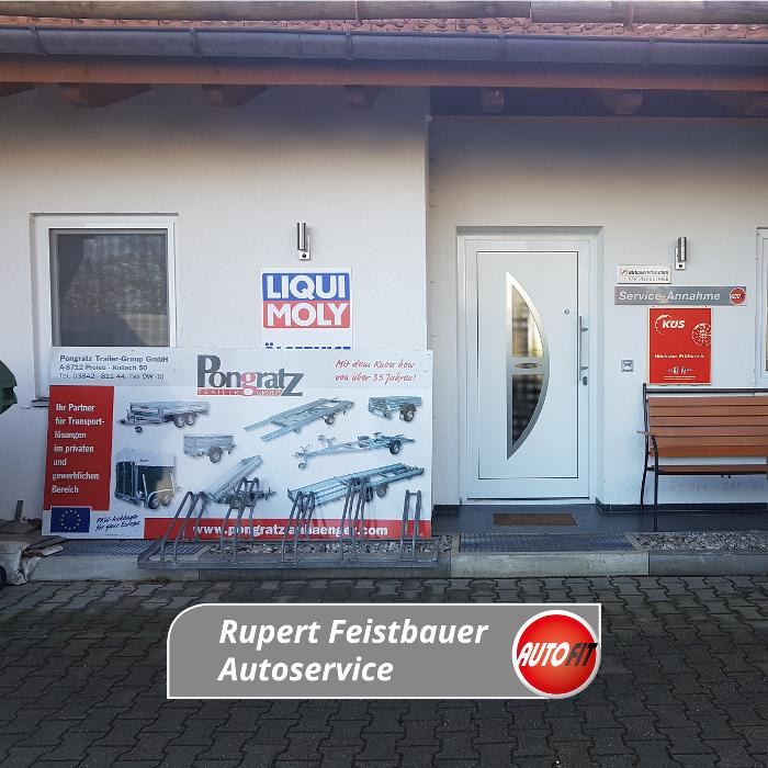 Bild zu Rupert Feistbauer Autoservice in Sauerlach