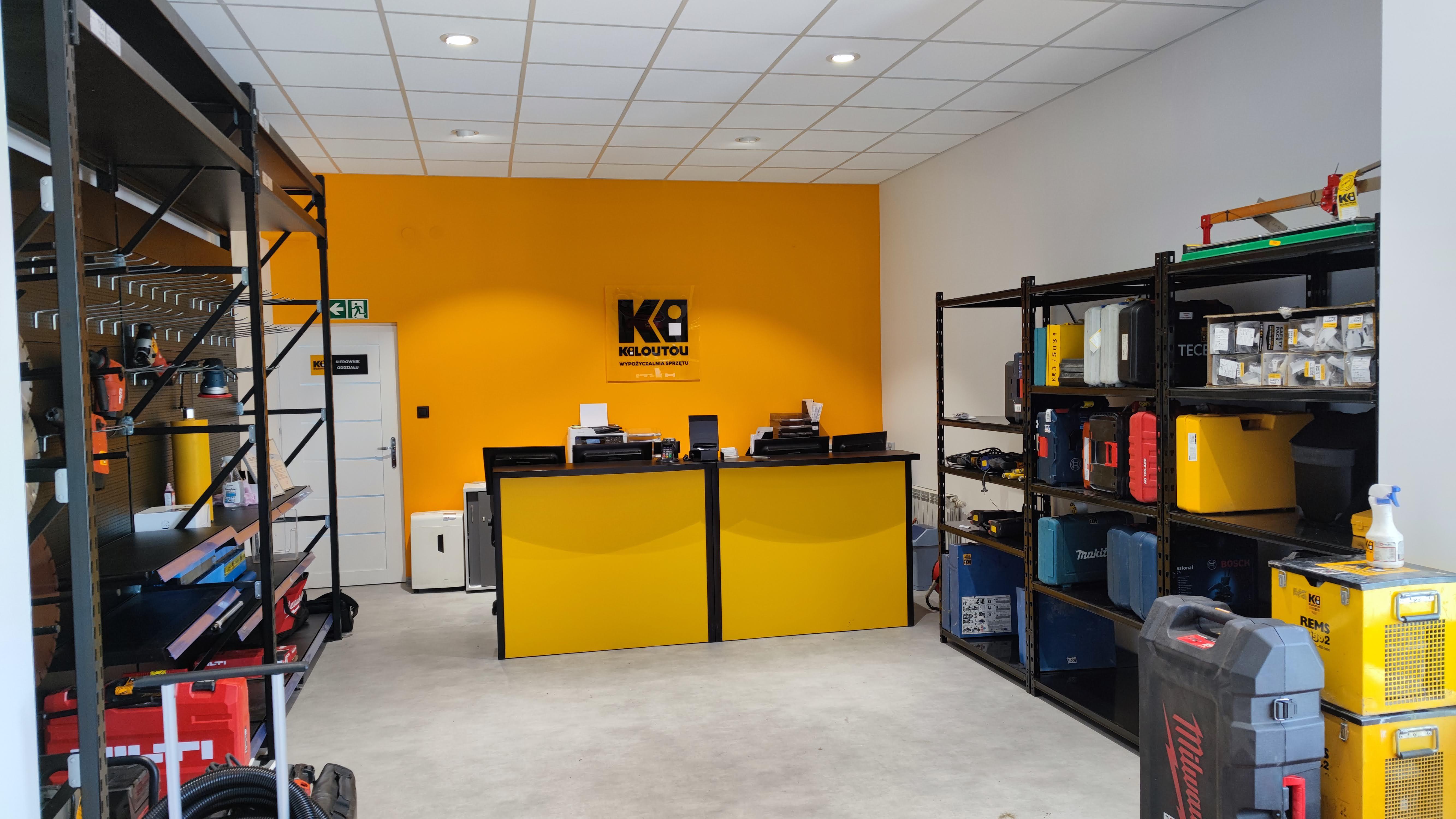KILOUTOU - Wypożyczalnia sprzętu Kraków