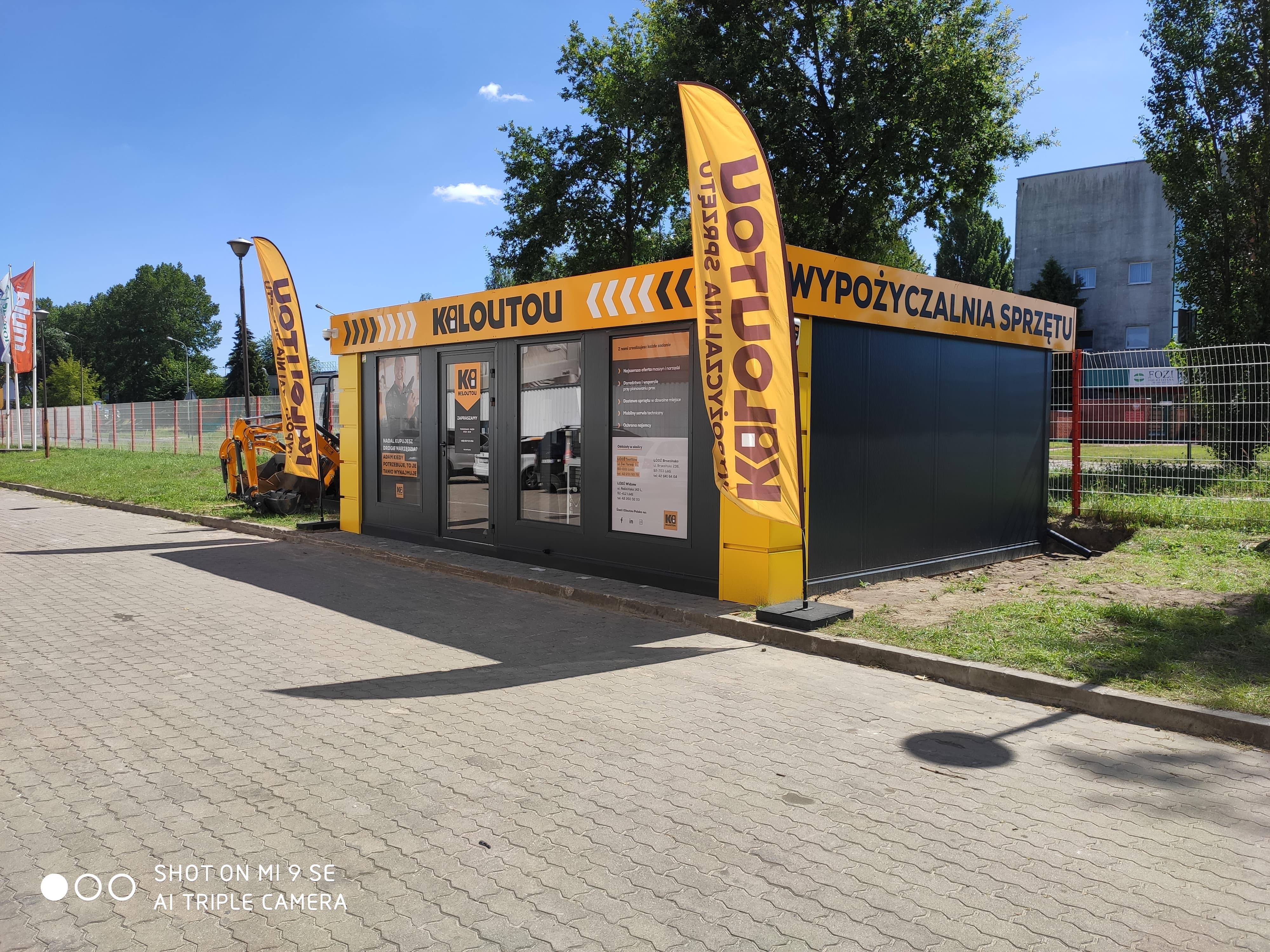 KILOUTOU - Wypożyczalnia sprzętu