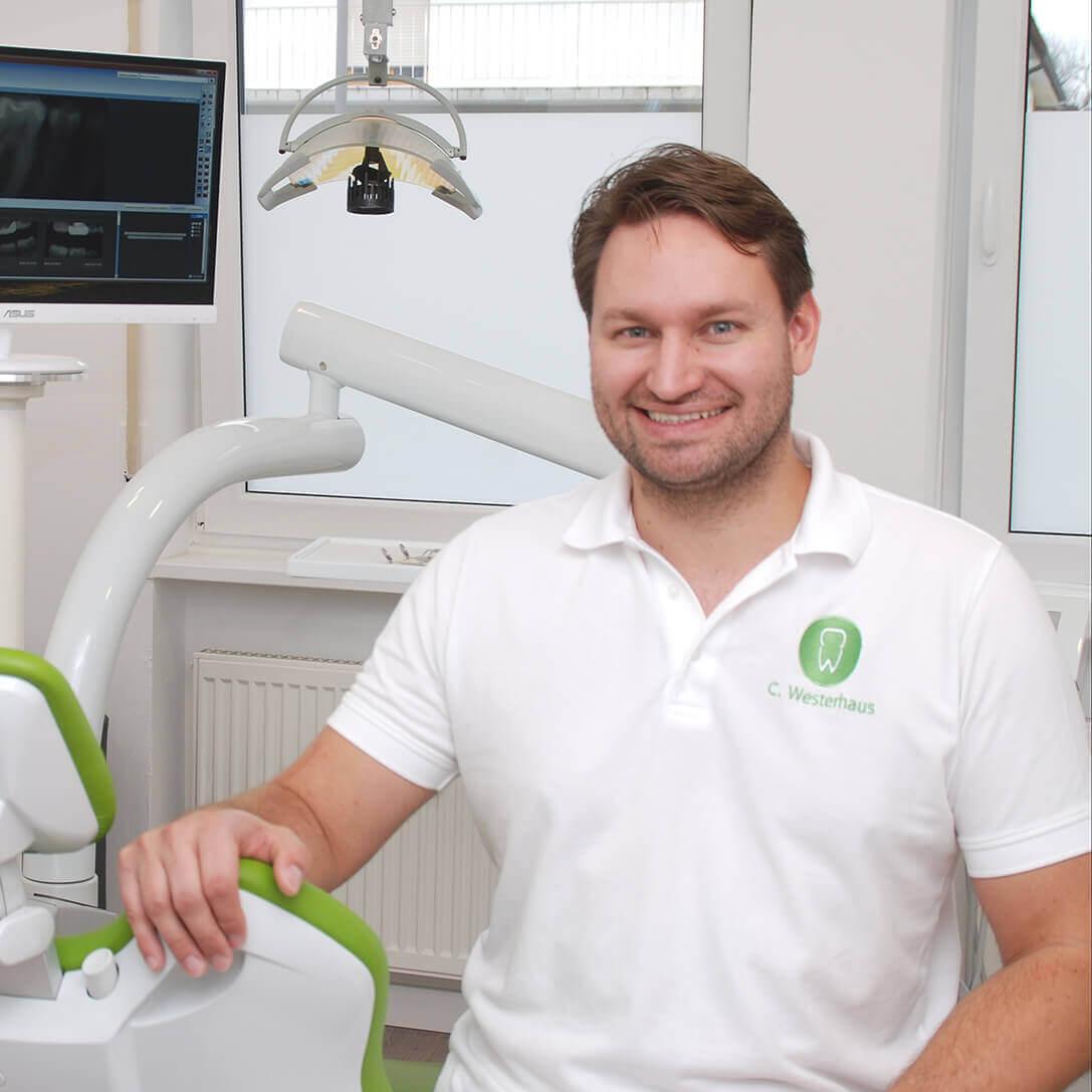 Zahnarzt Rosenheim - Dr. Christian Westerhaus