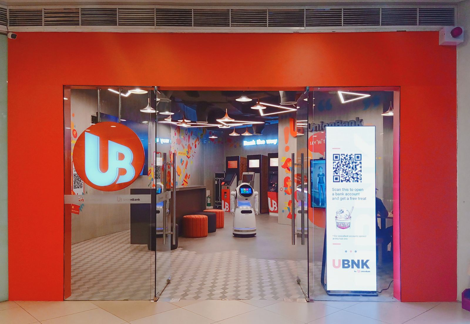 UnionBank of the Philippines - UP Town Center