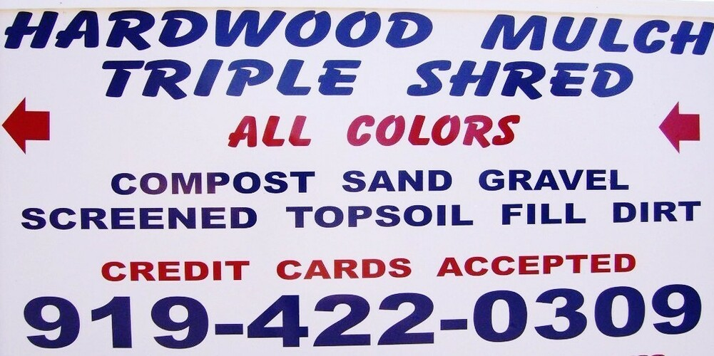 Wood Field Landscape Supply - Wendell, NC 27591 - (919)266-0000 | ShowMeLocal.com