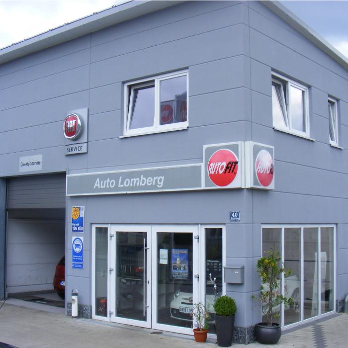 Bild zu Auto Lomberg in Weiden in der Oberpfalz