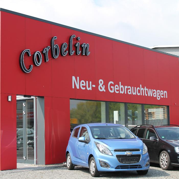 Bild zu Corbelin Kfz-Service GmbH in Marschacht