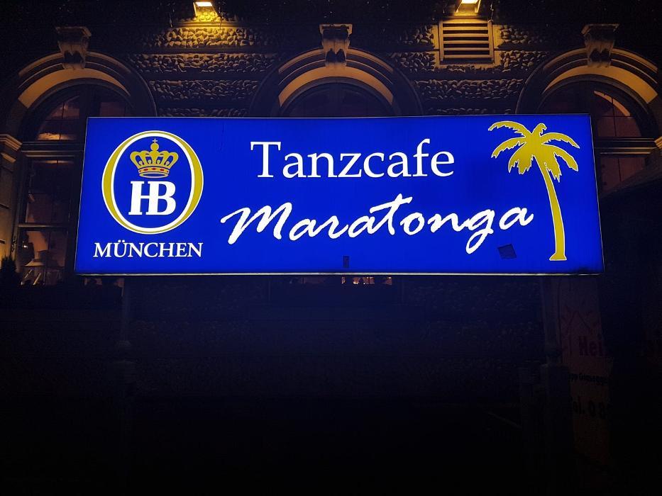 Bild zu Tanzcafè Maratonga in München