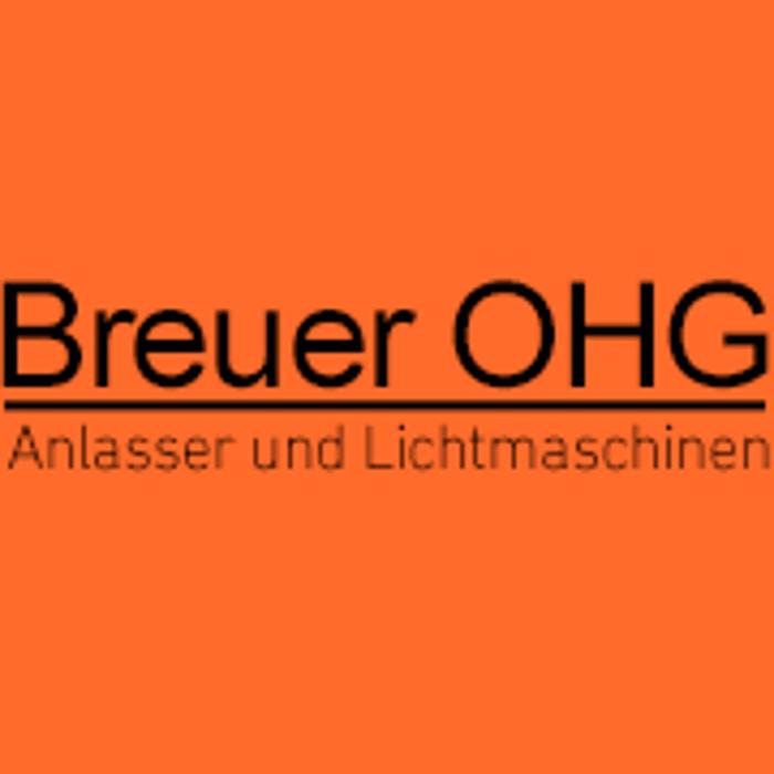 Bild zu Breuer OHG Handel für Anlasser und Lichtmaschinen aller Art in Poppenricht