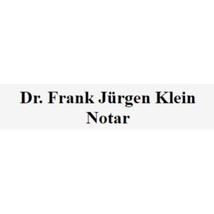 Bild zu Dr. Frank Jürgen Klein Notar in Köln