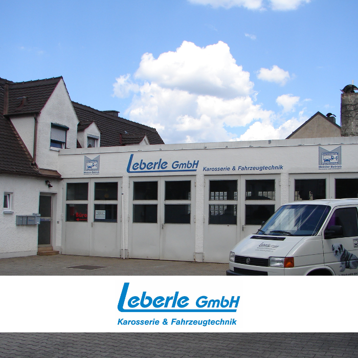 Bild zu Leberle GmbH Karosserie & Fahrzeugtechnik in Augsburg