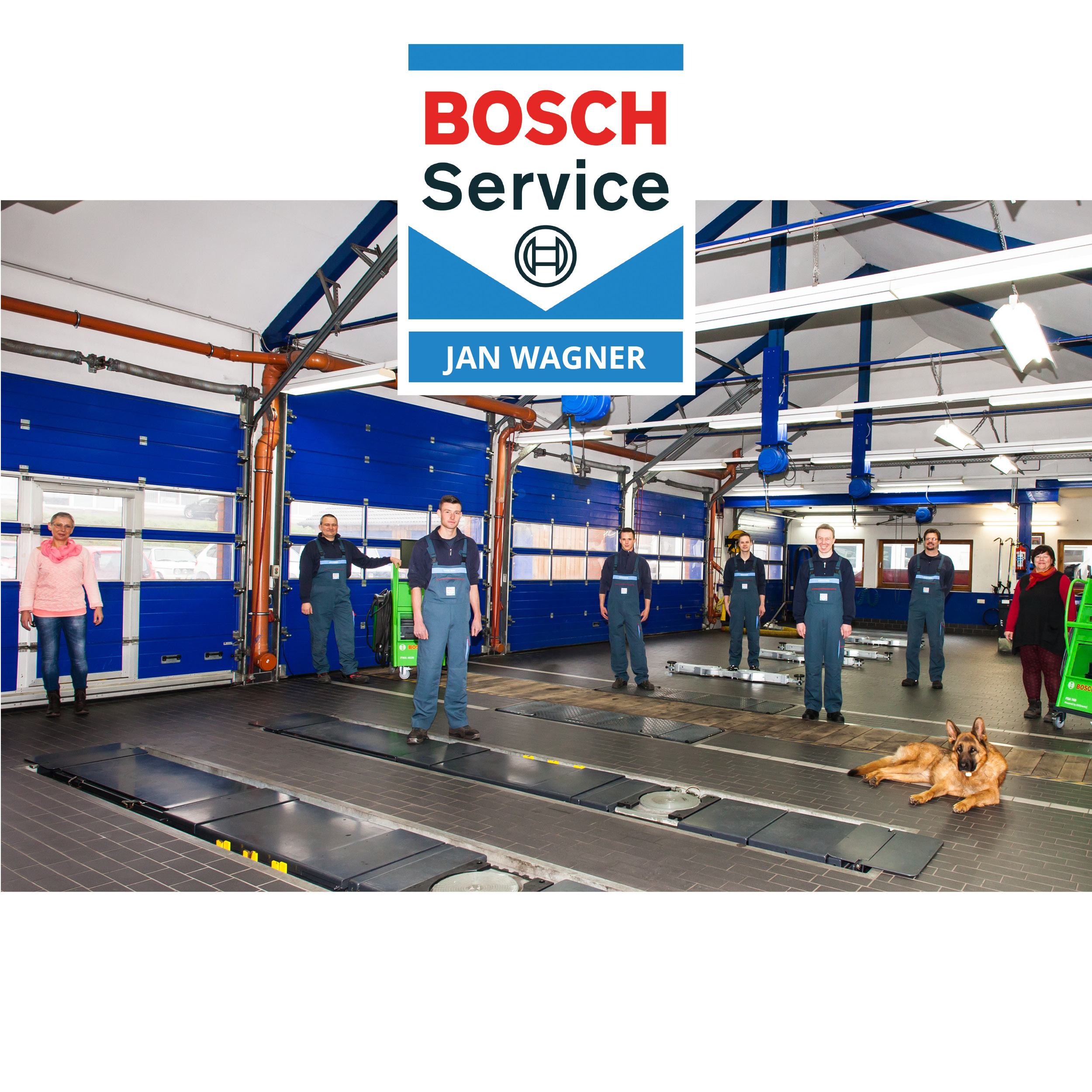 Bosch Service Jan Wagner