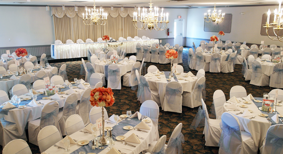 The Camelot Event Center - Wexford
