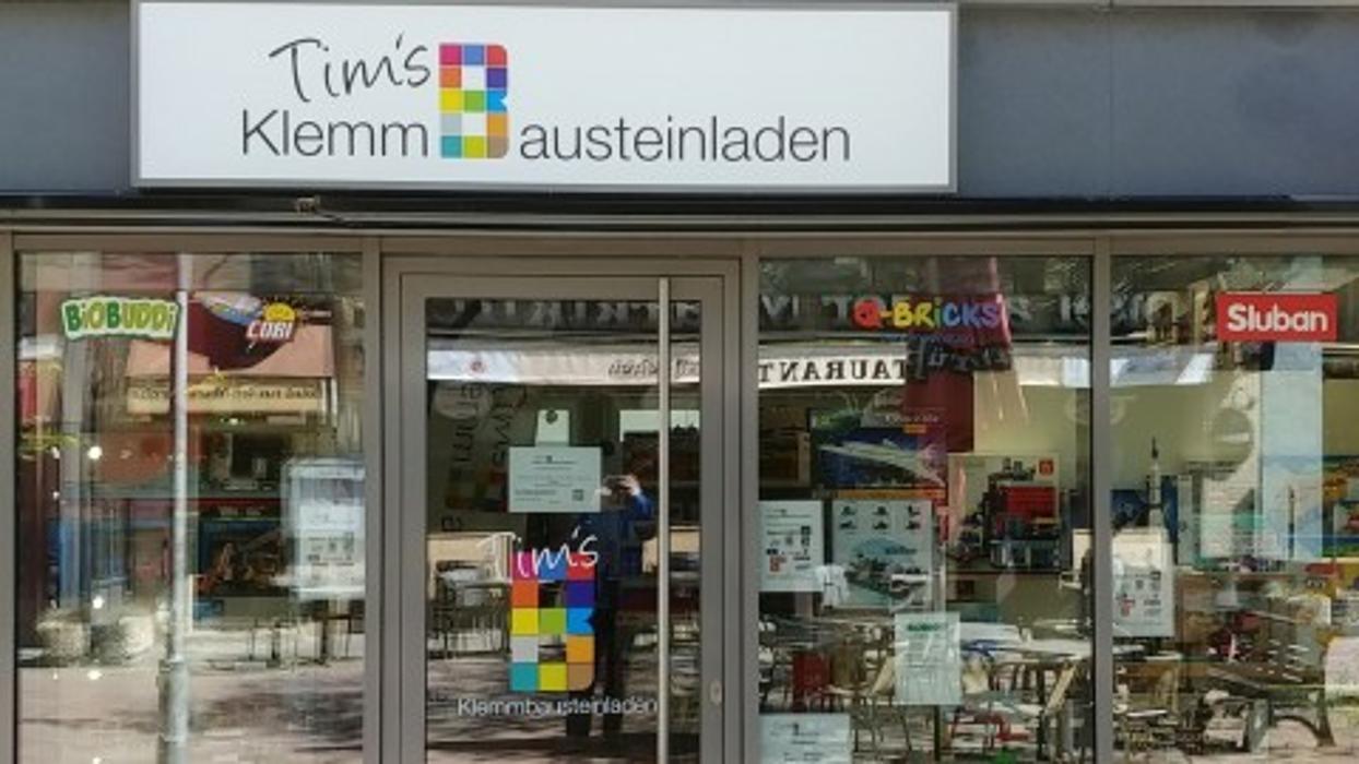 Tim's Klemmbausteinladen GmbH, Grupenstraße in Hannover