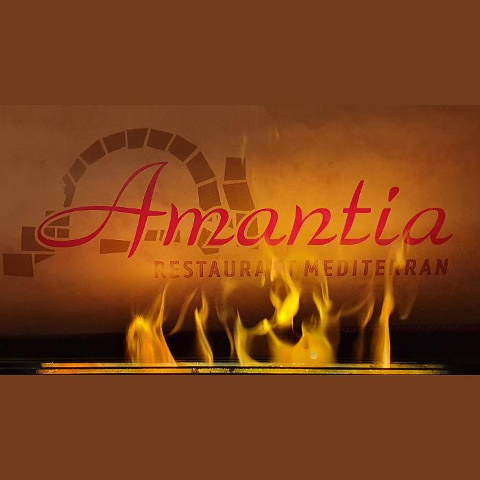 Bild zu Amantia Restaurant Mediterran (Dauerhaft geschlossen!) in Leipzig
