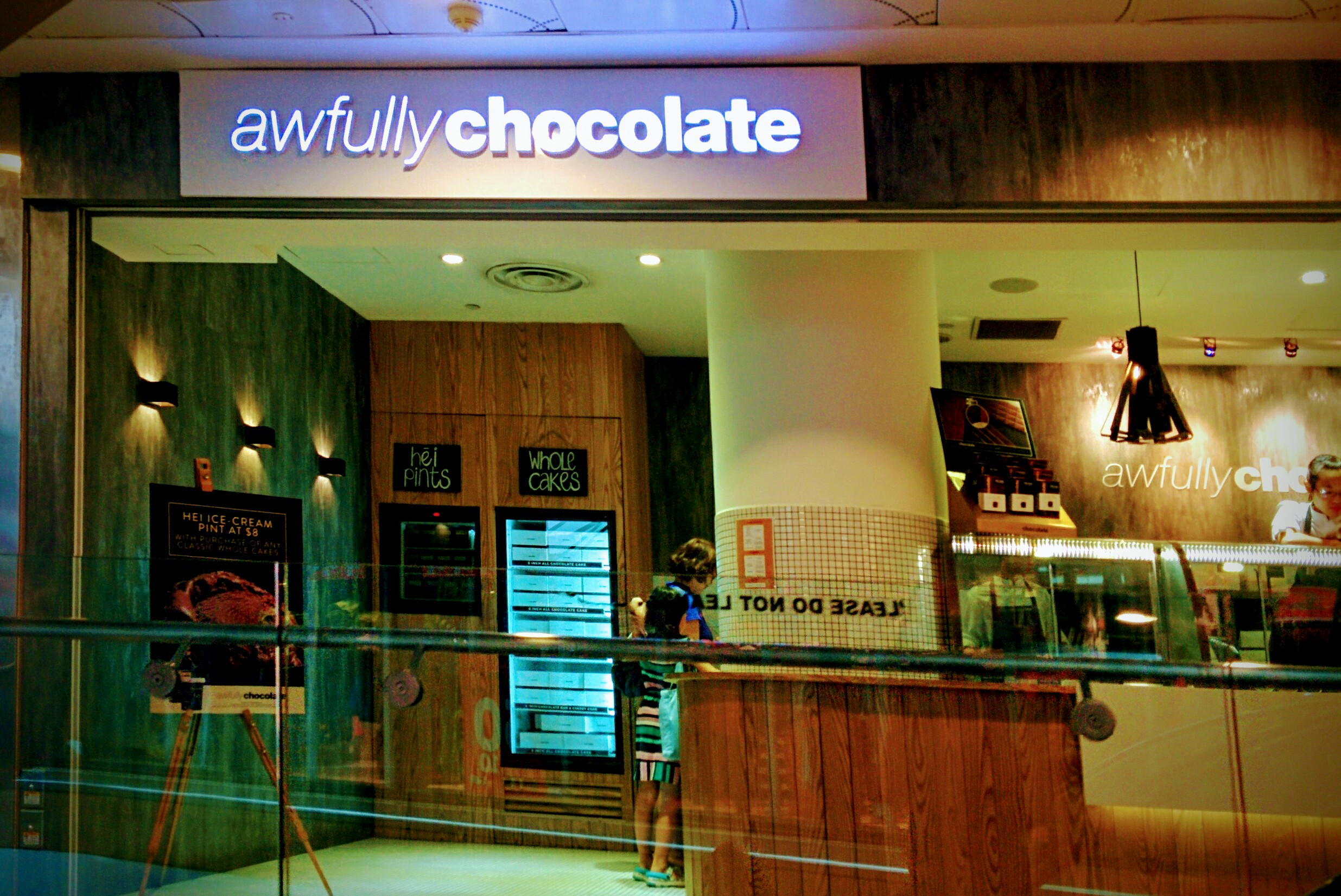 Awfully Chocolate (Tampines 1)