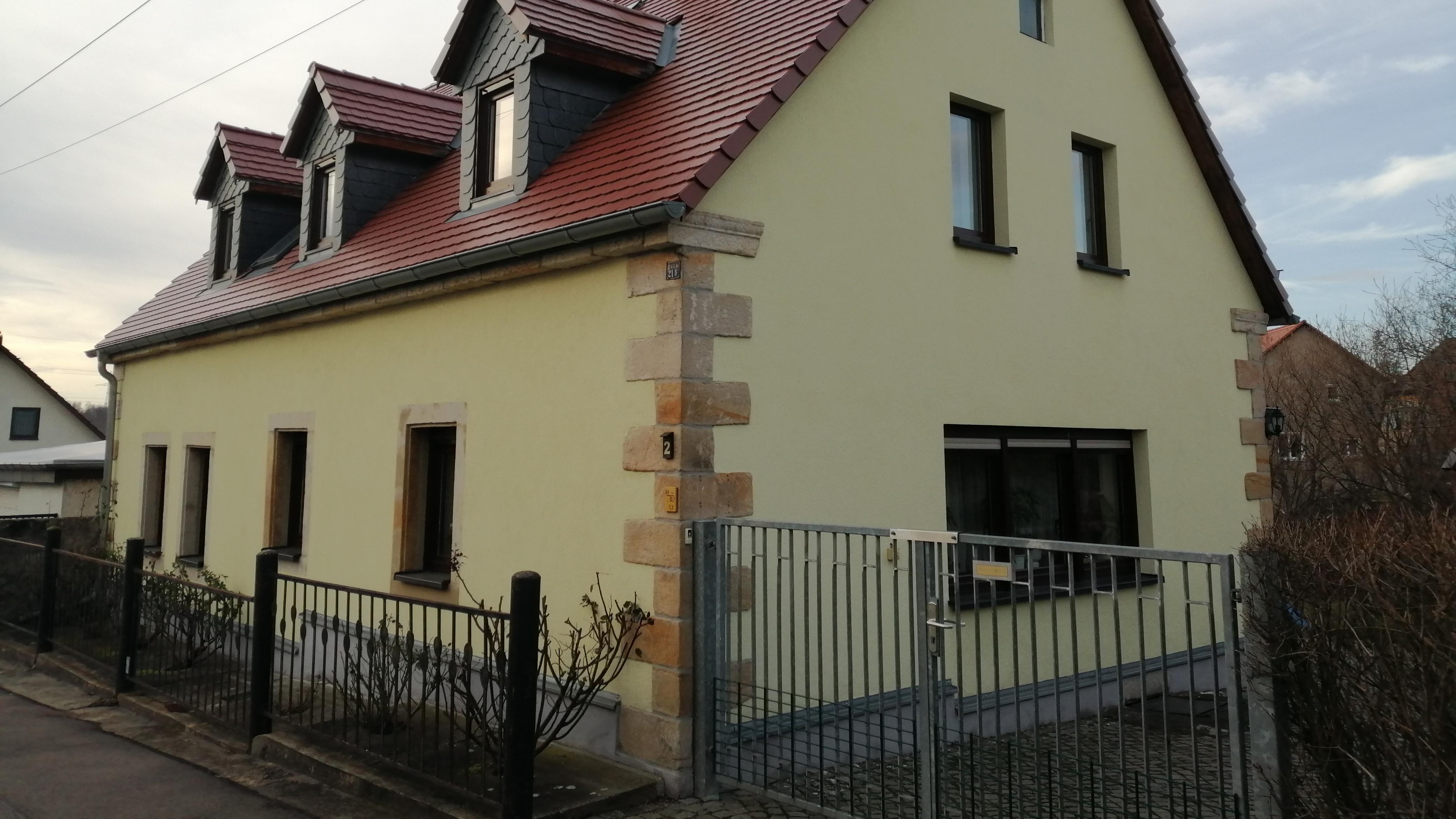 Pension Schröder, Coschützer Hang in Dresden