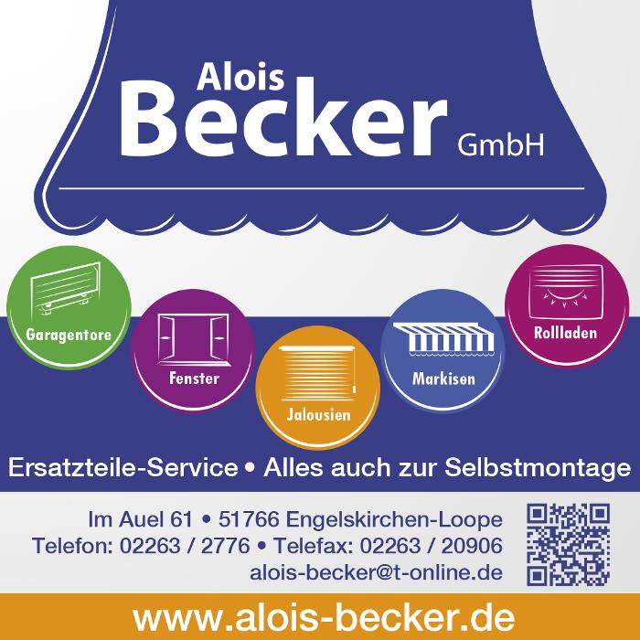 Bild zu Alois Becker GmbH in Engelskirchen