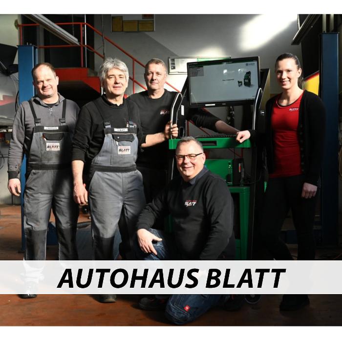 Bild zu Autohaus Blatt in Althütte in Württemberg