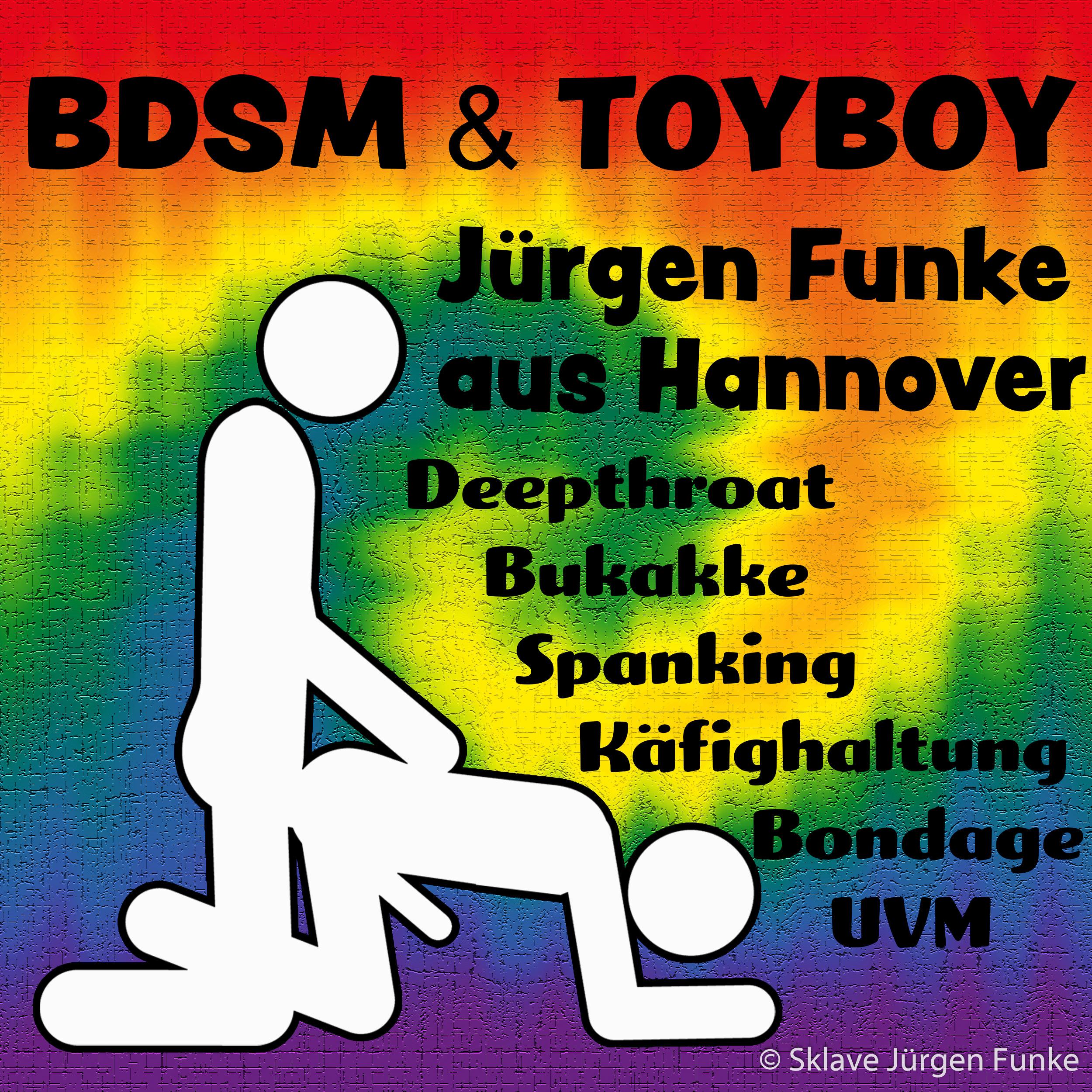 Gay - BDSM - Escort - Jürgen Funke aus Hannover