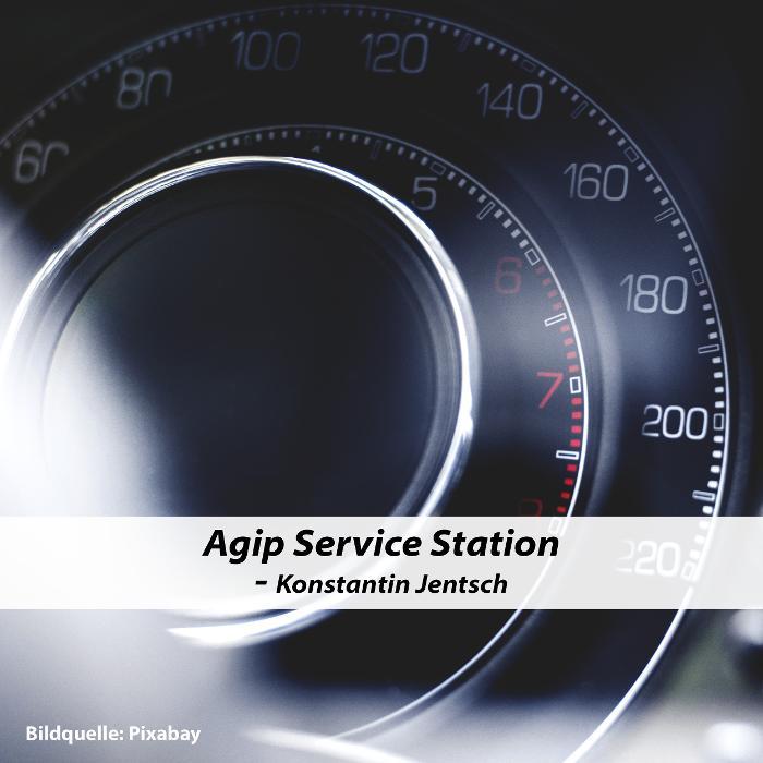 Agip Service Station & Kfz-Service Konstantin Jentsch in Berlin