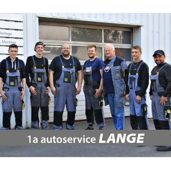 Bild zu 1a Autoservice Ralf Lange in Tornesch