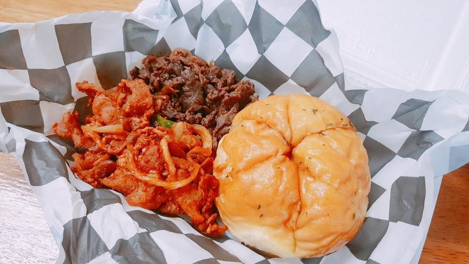 Flamin Pan Korean BBQ restaurant