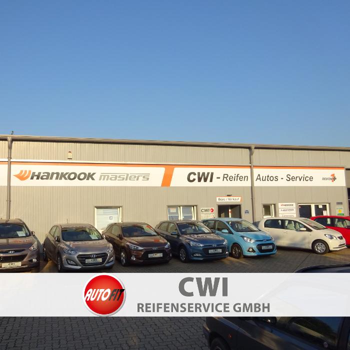 Bild zu CWI Reifenservice GmbH in Offenbach an der Queich